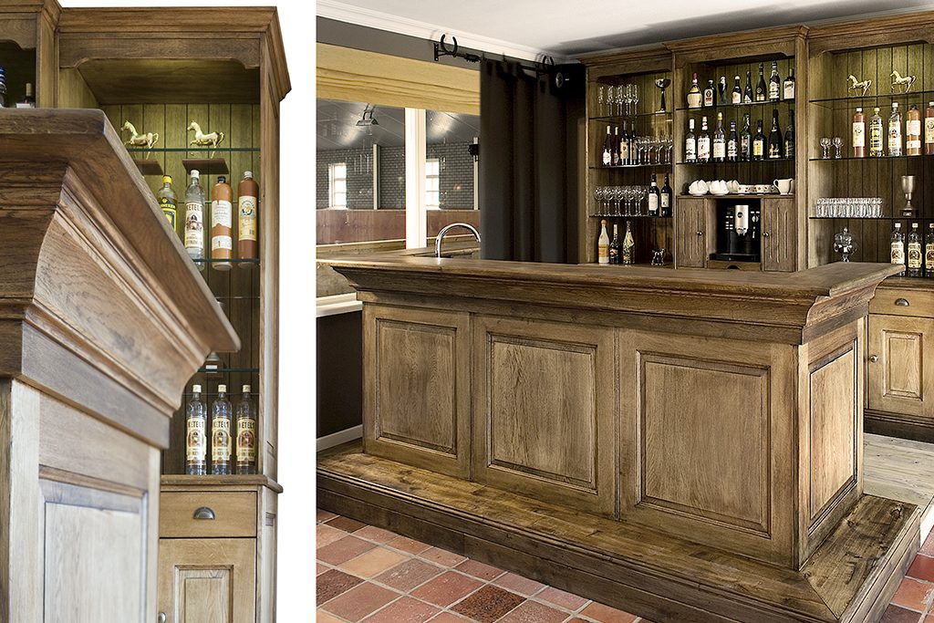 sebo interior design with english bar