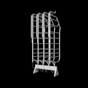 Viervoudige dekendroger SeBo staand